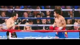 Juan Manuel Marquez Vs Manny Pacquiao Trilogy Highlights