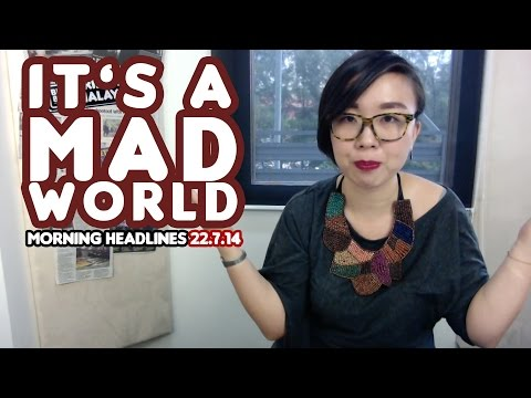 It's A Mad World [Morning Headlines]