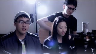 """How Deep Is Your Love"" Cover By Arden Cho X Heejun Han"
