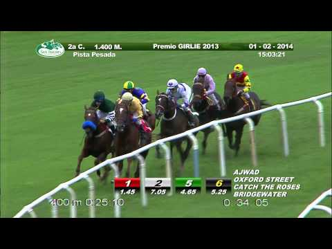 Vidéo de la course PMU PREMIO GIRLIE