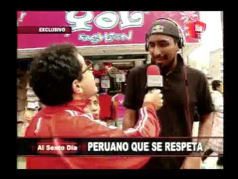 ¿Qué tan peruano eres?, averígualo con el 'peruanómetro'