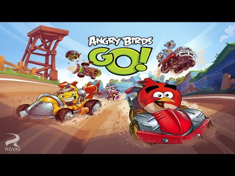 Angry Birds Go! - iOS / Android - HD Gameplay Trailer