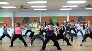 THRIFTSHOP by Macklemore - Choreography by Lauren Fitz for Dance Fitness