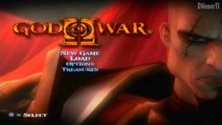 "God Of War 2 Modo Titan Detonado HD (01) ""Iniciando No"