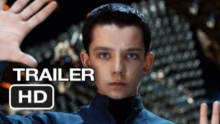 Ender's Game Official Trailer #1 (2013) Harrison Ford
