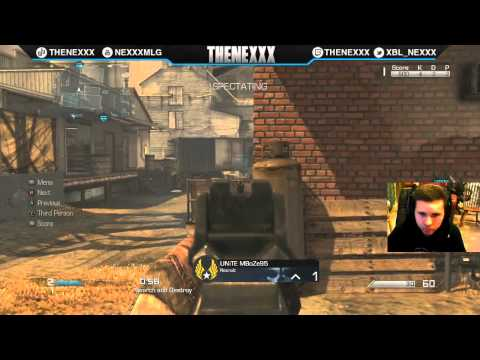 Intense 3v3 SnD Tournament Match w/ NexXx , Scump, and MBoZe