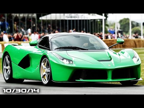Ferrari To Be Spun Off, Audi R8 Competition, Cadillac Convertibles - Fast Lane Daily