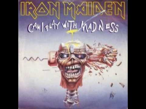 Iron maiden - Black Bart Blues (RARE SONG)