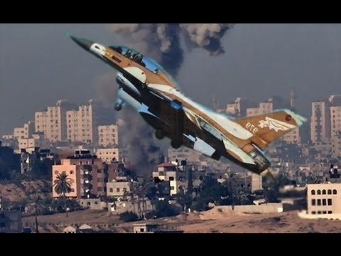 Breaking: Isreal Strikes Targets in Gaza