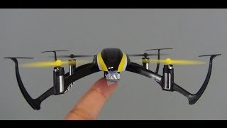 Blade Nano QX: Basic Overview And Set-up.