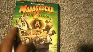 Madagascar: Escape 2 Africa DVD Unboxing