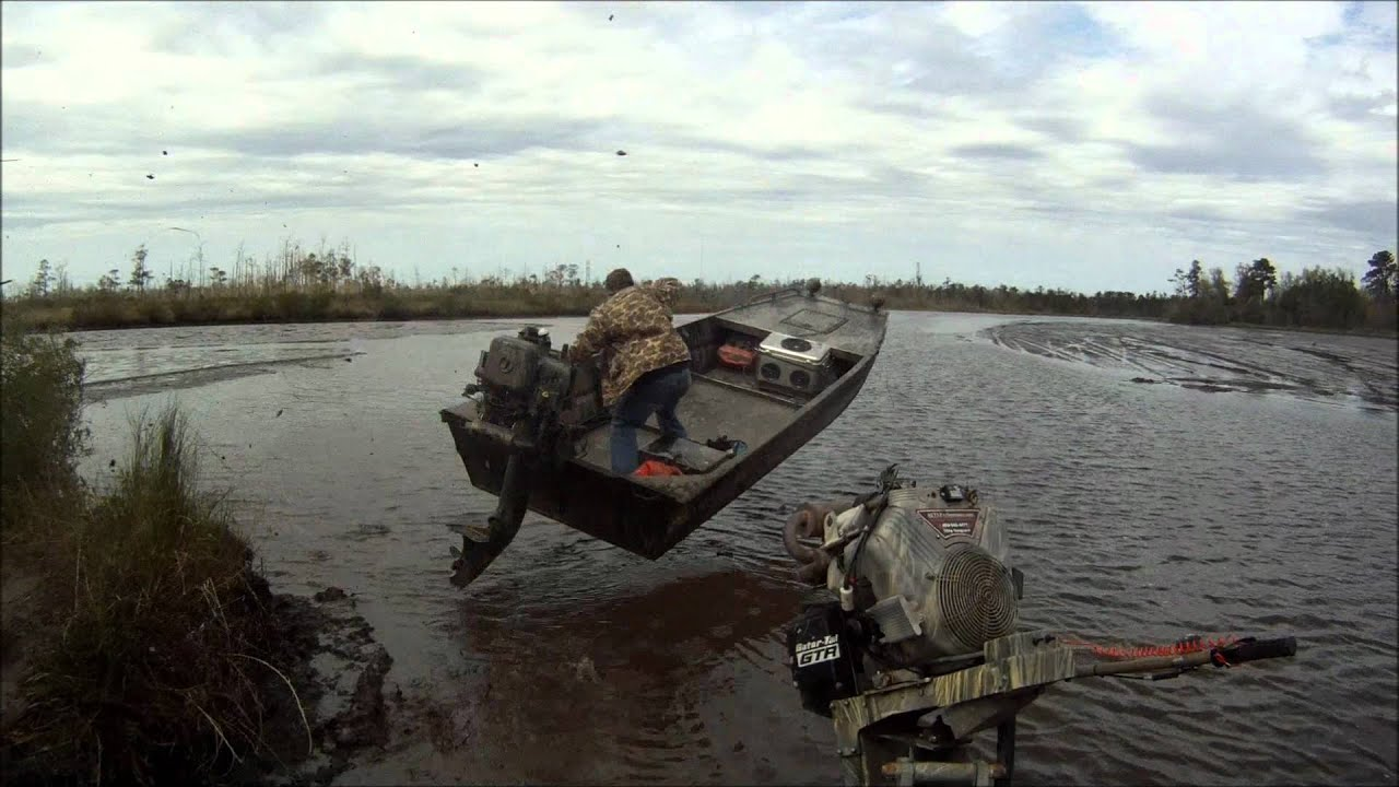 Boat blinds for sale custom aluminum duck boat blind part for Best mud motor on the market