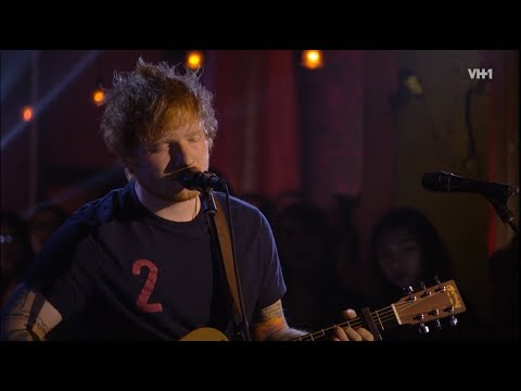 Ed Sheeran- Give Me Love - VH1 You Oughta Know Concert 2013