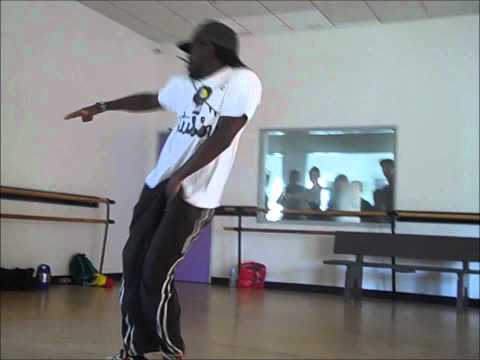 BZU2 Day 3 - Hip-Hop Adv. - Jaquel Knight - Solo
