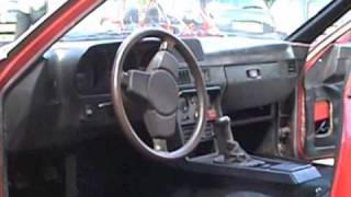 Test de la Porsche 924 turbo (1979) par Profilmotor TV.