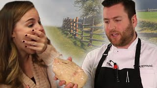 People Try Foie Gras For The First Time