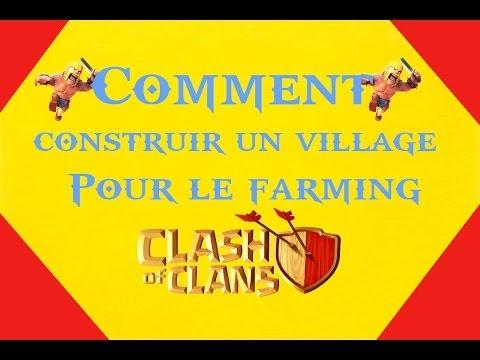 Coc comment bien construire son village pour le farming attaque spectaculaire - Comment bien detartrer les toilettes ...