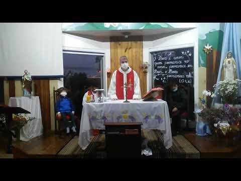 Santa Missa | 14.05.2021 | Sexta-feira | Padre Robson Antônio | ANSPAZ