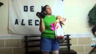 La Ladrona De La Alegria. Teatro Para Niños.