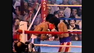 Salvador Sanchez Vs  Wildfredo Gomez Rds 7 8