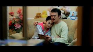 Смотреть или скачать клип Отабек Мухаммадзохид ва Гуласал - Сунгги нафасимгача (soundtrack)
