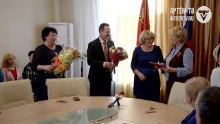 Награды по итогам года вручили руководителям предприятий