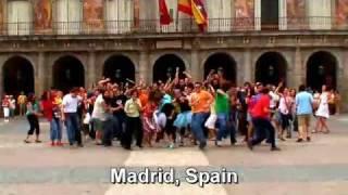 Los Bailes De Matt Por El Mundo