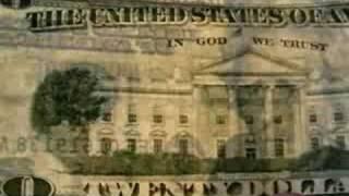 George Bush Face On $20 Bill Watermark