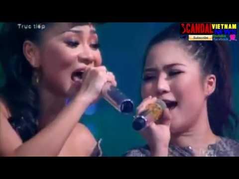 Scandal Nổi da gà với Đường cong Thu Minh & Hương Tràm