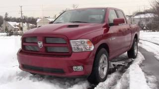 Dodge Ram 1500 Crew Cab Road Test & Review by Drivin' Ivan Katz videos