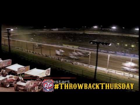 #ThrowbackThursday: World of Outlaw Sprint Cars Williams Grove Speedway May 23rd, 1997