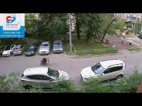 [Citytelecom] Demo khả năng quan sát cực nét của Camera Hikvision DS-2CE16D1T-IR (2M)