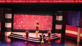 Becca - Performance @ Miss Maliaka 2013