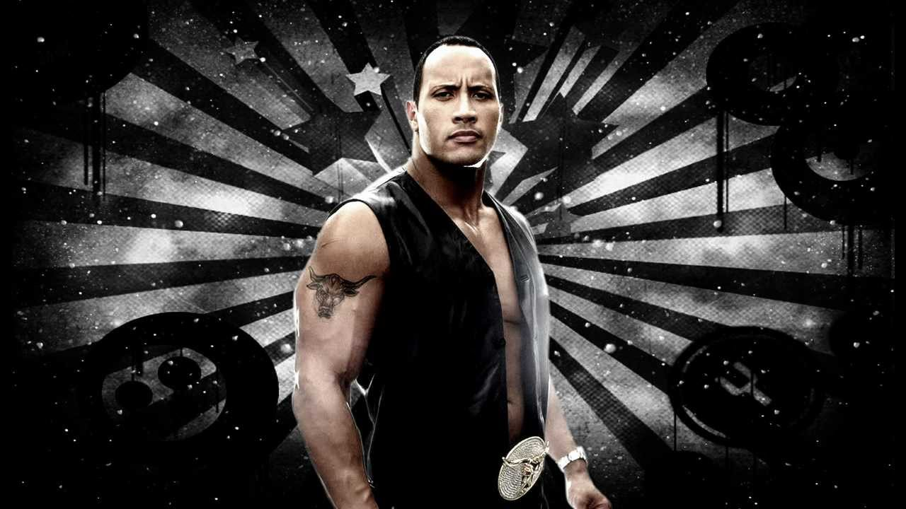 2003  the rock 20th wwe theme song