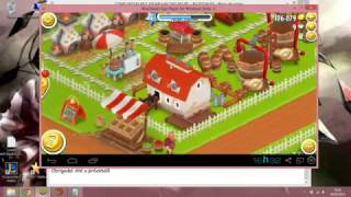 COMO JOGAR HAY DAY NO WINDOWS 7/8 BLUESTACKS