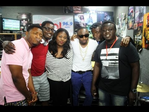 AY Show on Cool FM with Sean Tizzle