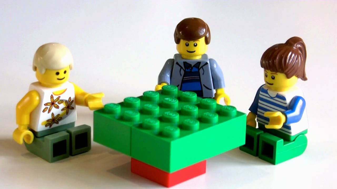 LEGO Serious Play for Education in 3 minutes (final version).
