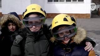 Красноярские спасатели проводят занятия в школах Артёма