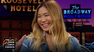 Chloe Kim's Early Snowboarding Secret: Yoga Mats