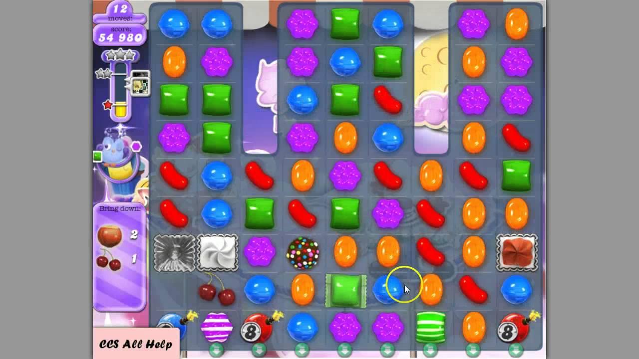 Candy Crush Saga Level 180