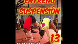 TRX | Vídeo-entrenamiento en suspensión (XIII): Core II