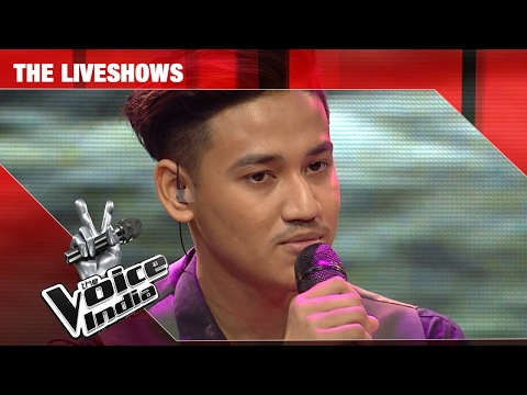 Yashodhan Rao and Jonita Gandhi - Performance - The Liveshows Episode 17 - February 4, 2017 - The Voice India Season2