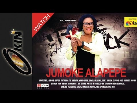 JUMOKE ALAPEPE - Yoruba Drama Nollywood Movie 2013