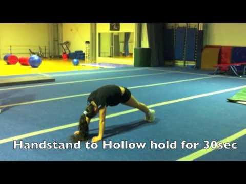 How to do a Back Handspring: The Best Drills to Help You Learn