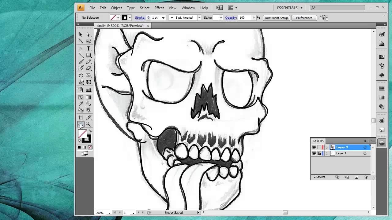 Line Drawing Converter : How to convert a photo into line art drawing in auto