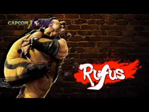 "Street Fighter X Tekken REHAB ""The New Age Fighters"" Juri & Rufus Guide SFXT"