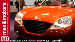 Birmingham International Motorshow 1998 - Jensen SV8