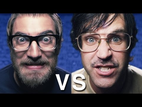 Epic Rap Battle: Nerd vs. Geek