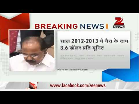 Veerappa Moily writes to PM on Kejriwal's charges on gas pricing