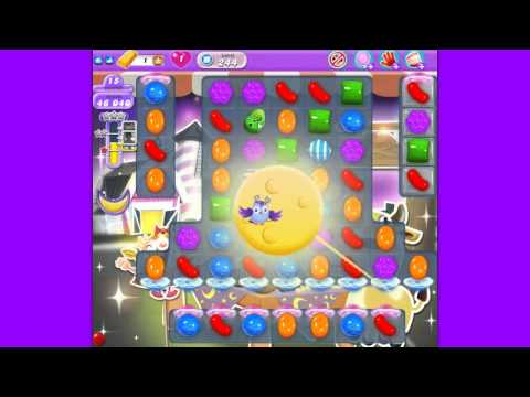 Candy Crush Saga DreamWorld level 244